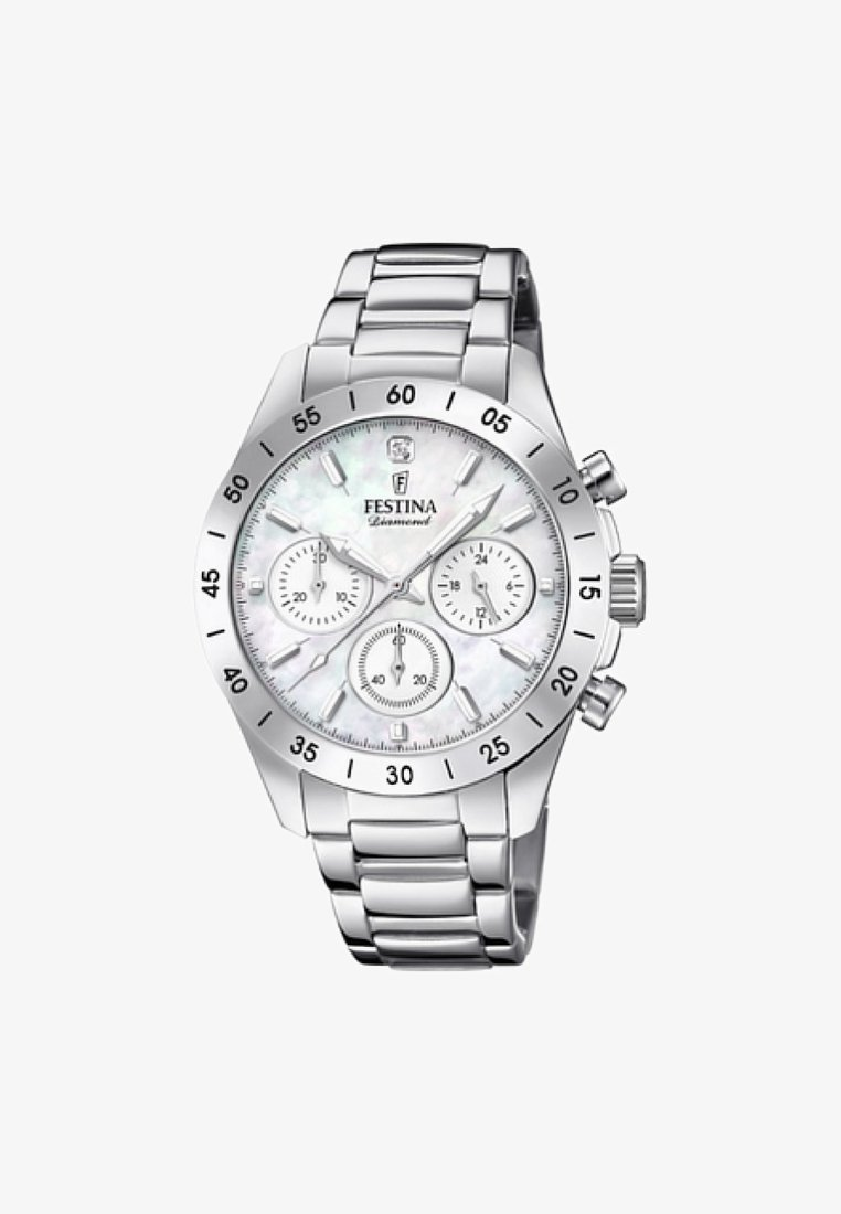 Festina - Chronograph watch - silver-coloured