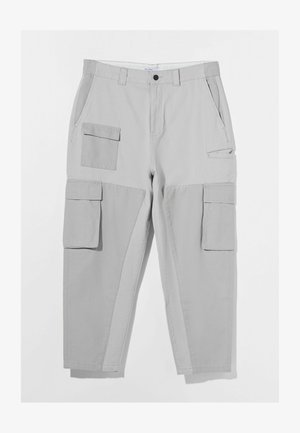 MIT PATCHWORK 00364335 - Cargo trousers - grey