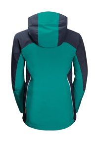 Jack Wolfskin - ROPI 3IN1 - Soft shell jacket - green ocean - 1