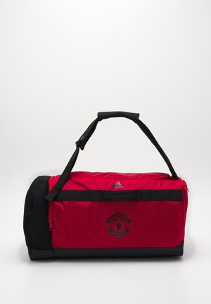 MANCHESTER UNITED DUFFEL M UNISEX - Borsa per lo sport - real red/black