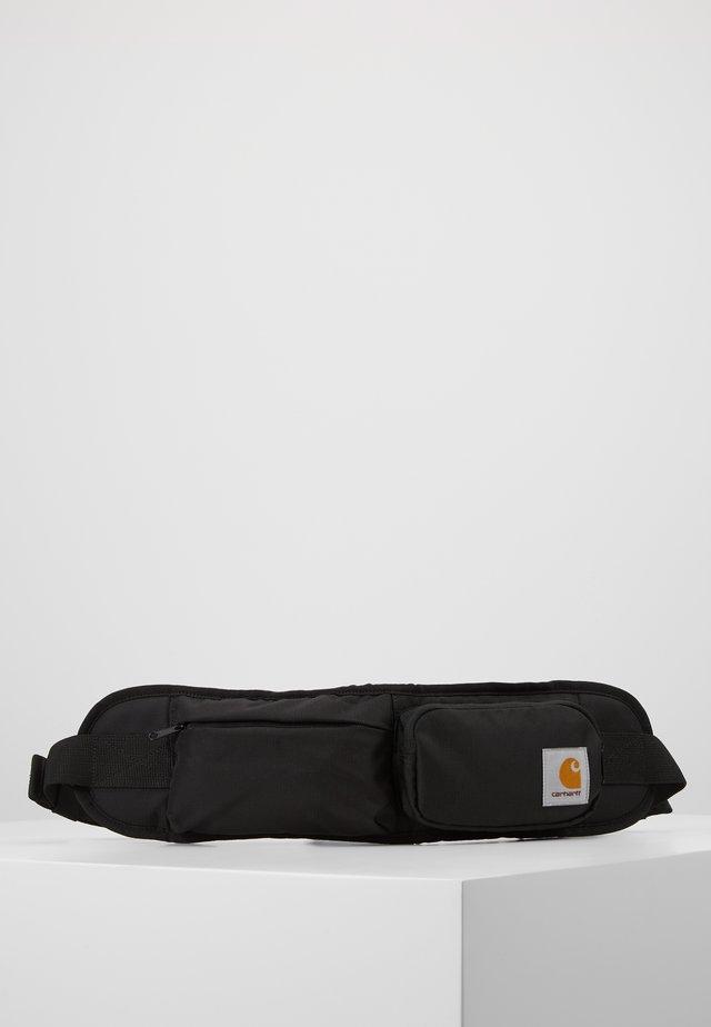 DELTA BELT BAG - Rumpetaske - black