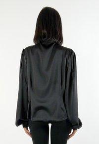 Aline Celi - MARI - Button-down blouse - black - 2