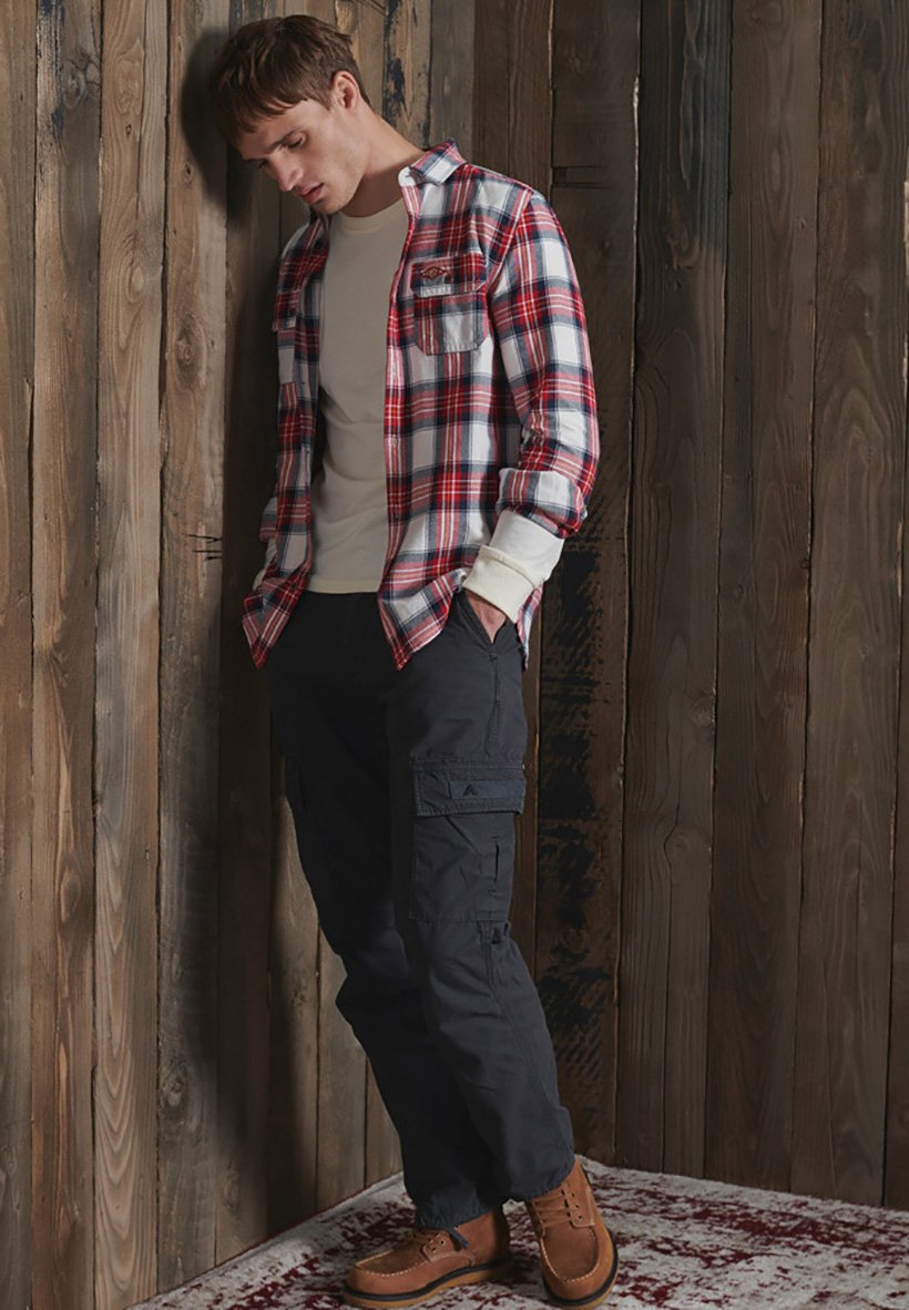 Uomo CLASSIC LUMBERJACK  - Camicia