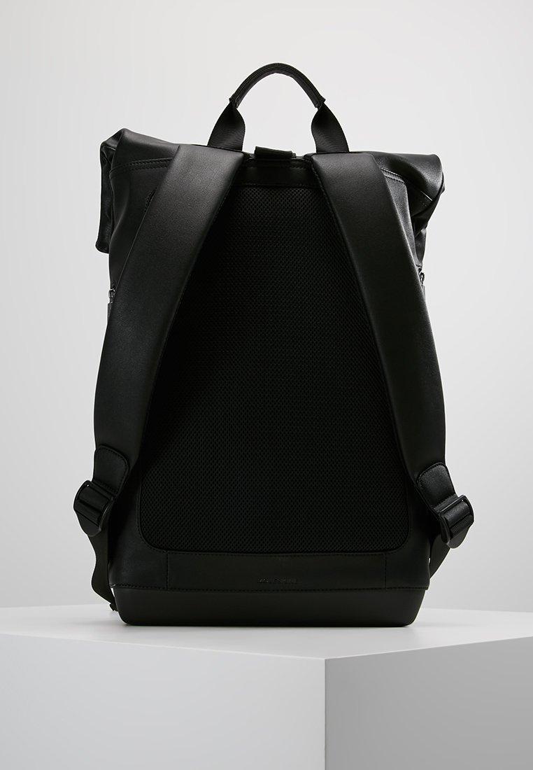 Moleskine CLASSIC ROLLTOP - Tagesrucksack - black/schwarz - Herrentaschen f56Z4