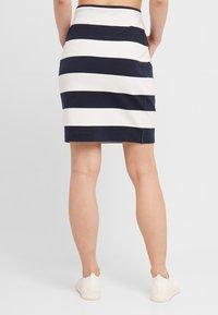 Sea Ranch - Pencil skirt - navy pearl - 1