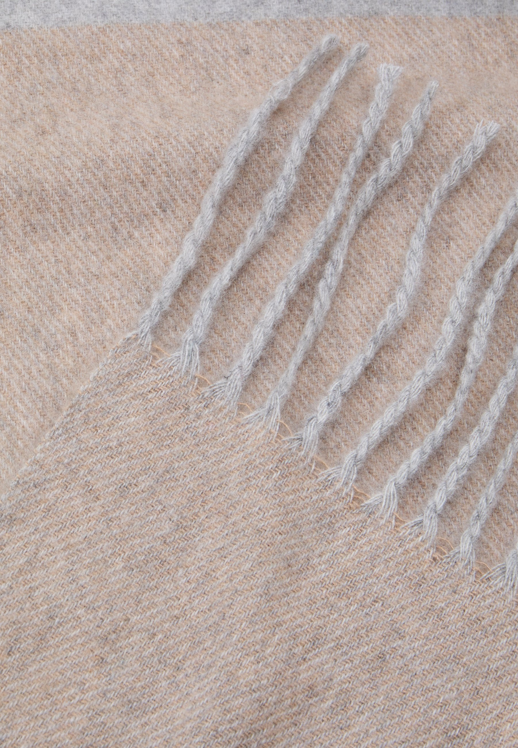 Pieces PCJIRA SCARF - Sjal - natural/nude fXfaUQELfBtpqMc