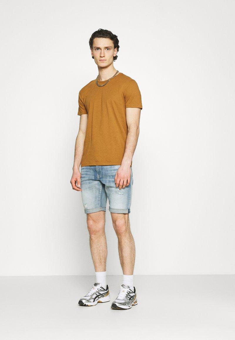 Burton Menswear London - TEE 3 PACK - T-shirt - bas - multi