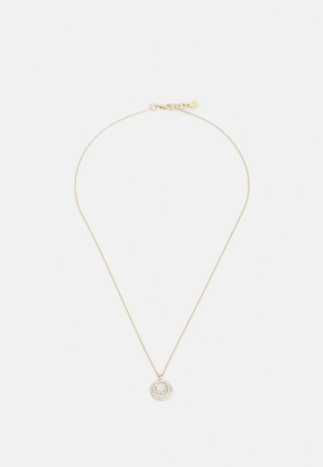 ANGLAIS SMALL PENDANT - Necklace - gold-coloured