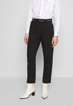 BRANDED - Trousers - calvin black