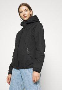 Ragwear - DIZZIE - Lett jakke - black - 0