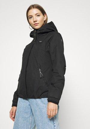 DIZZIE - Lehká bunda - black