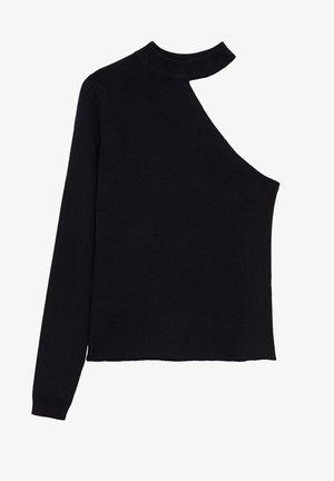 BARBARA - Pullover - black