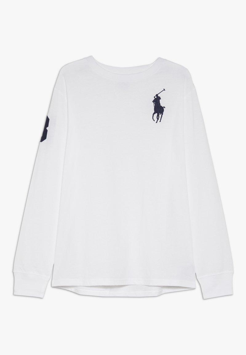 Polo Ralph Lauren - Långärmad tröja - white
