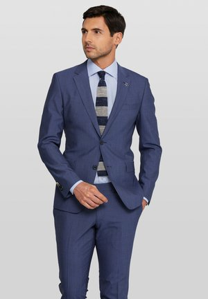 Zayn Split - Suit jacket - blue