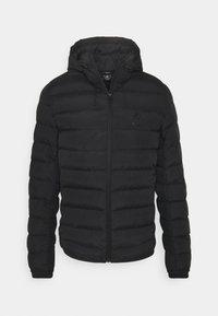 CORE JACKET - Zimní bunda - black