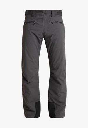 TRUULI  - Zimní kalhoty - asphalt black