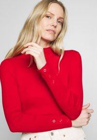 Esprit - Pullover - dark red - 3