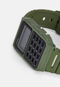 Casio - Digitální hodinky - green - 4