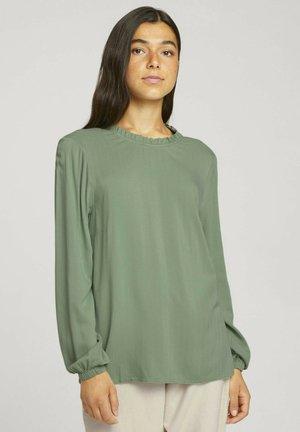 RAFFUNGEN - Blouse - light mint green