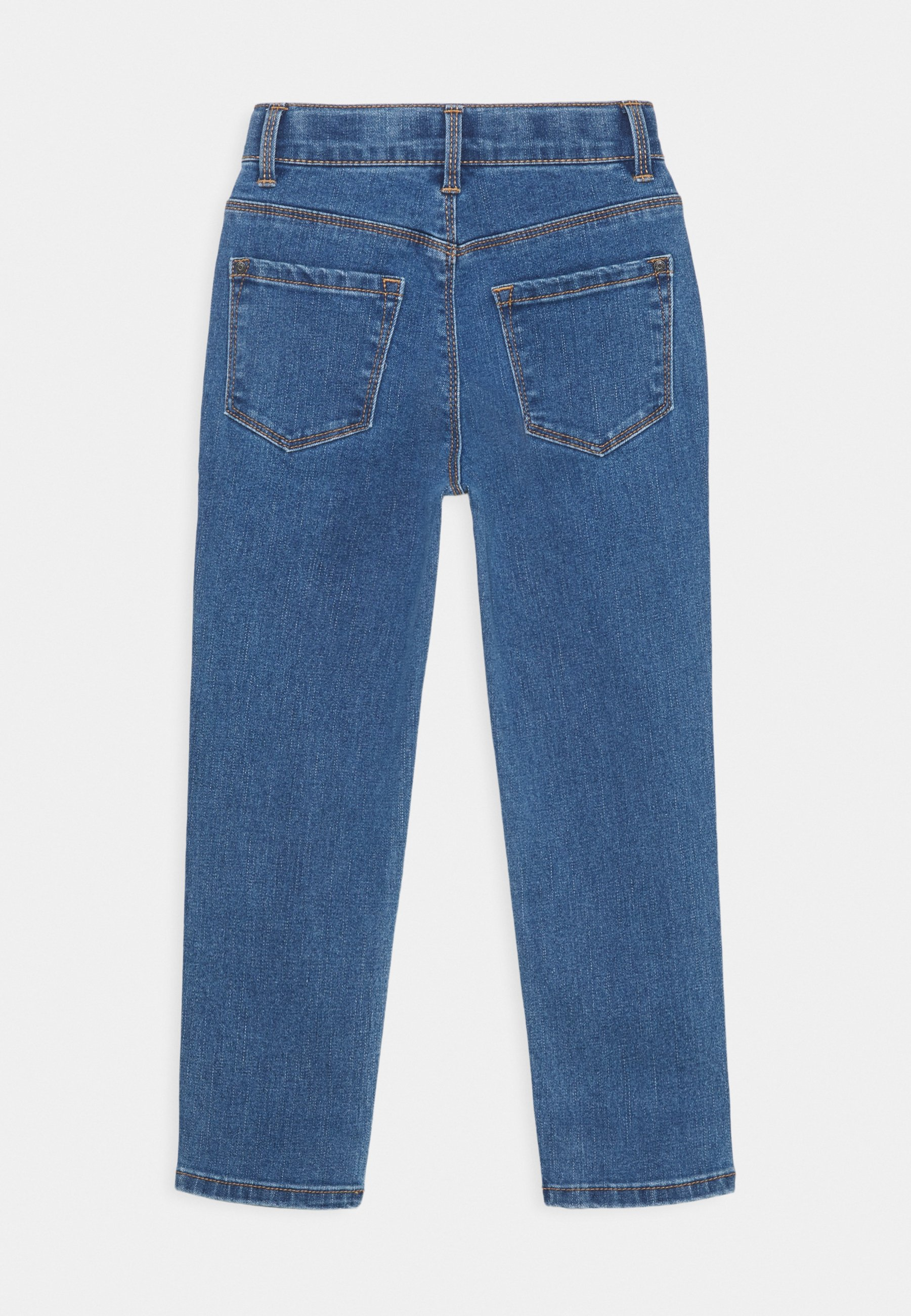 Kids NKFROSE DNMCEC MOM PANT - Relaxed fit jeans