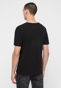 AllSaints - MUSE - Basic T-shirt - black - 2