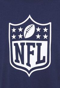 Fanatics - NFL LOGO CORE GRAPHIC - Club wear - navy - 4