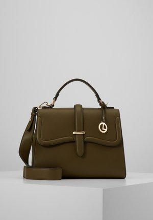 FIEKE - Handbag - khaki