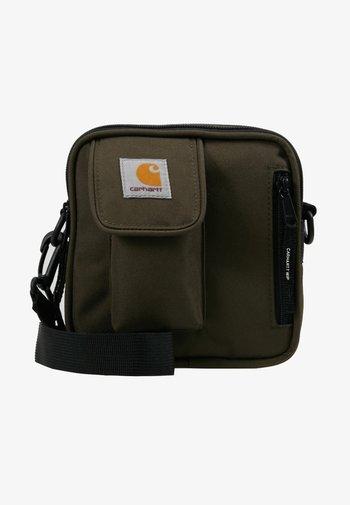 ESSENTIALS BAG SMALL UNISEX - Across body bag - cypress