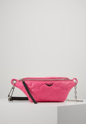 EDIE QUILTED - Bum bag - neon