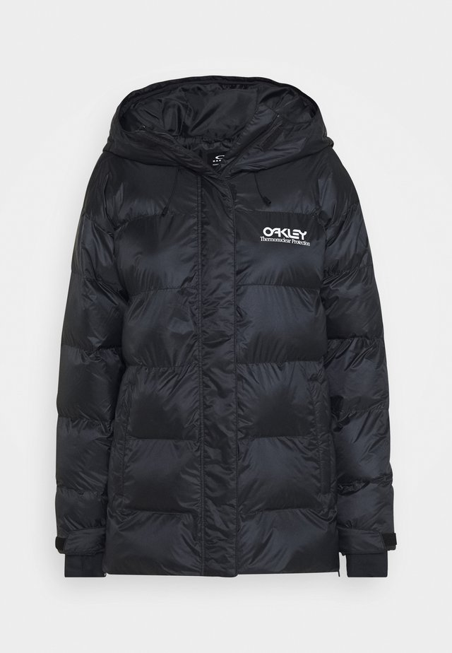 WINTER PINE PUFFER JACKET - Snowboardjacka - blackout