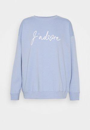 JADORE SWEAT - Sweatshirt - indigo