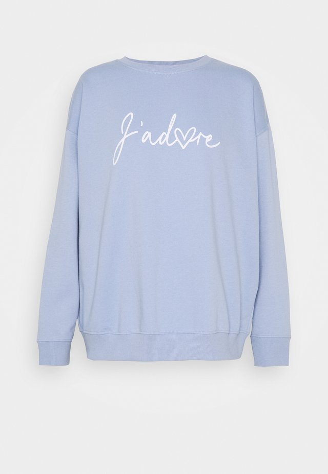 JADORE SWEAT - Bluza - indigo