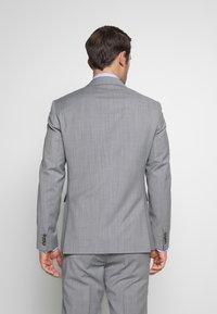 Tommy Hilfiger Tailored - SUIT SLIM FIT - Oblek - grey - 3