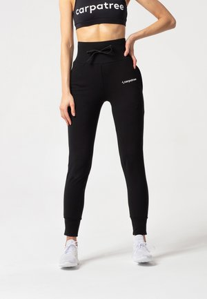 BELLE SWEATPANTS - Tracksuit bottoms - black