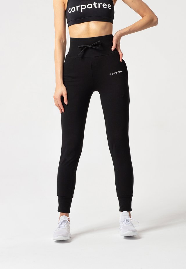 BELLE SWEATPANTS - Trainingsbroek - black