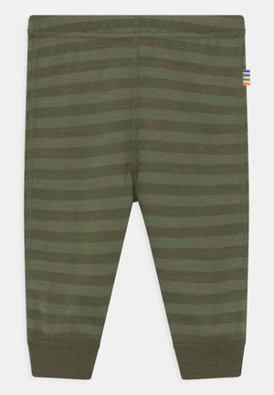 UNISEX - Trousers - green