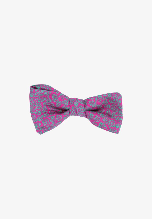 UNICORN FIORE - Noeud papillon - pink/türkis