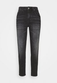DRYKORN - LIKE - Straight leg jeans - blue-black denim - 4