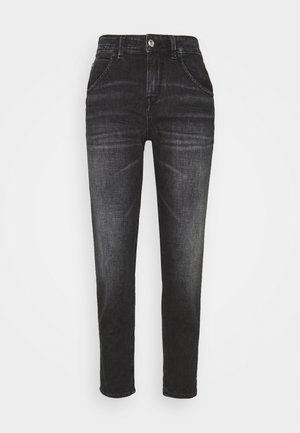 LIKE - Jeans a sigaretta - blue-black denim