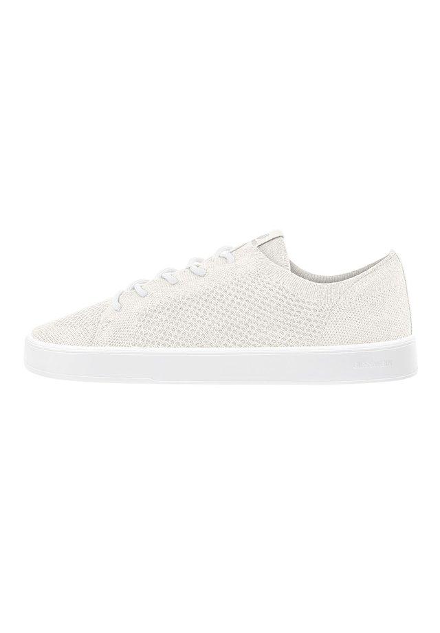 WOOL - Sneakers laag - arctic white