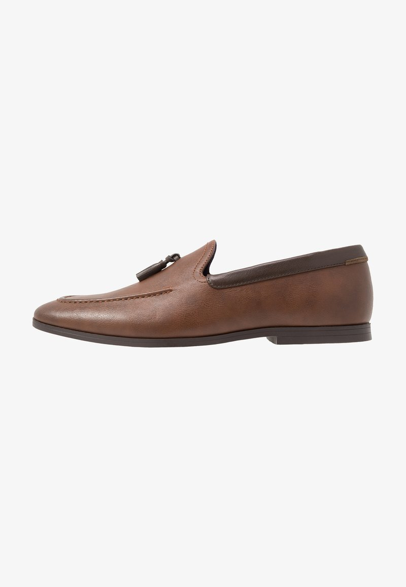 Burton Menswear London - CHARLIE  - Eleganckie buty - tan