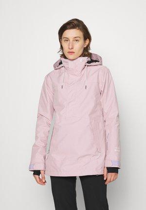 Snowboard jacket - hazey pink