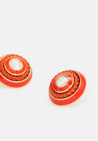 kate spade new york - MIXED MEDIA STUDS - Earrings - red - 2