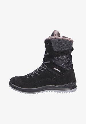 SCHÖNER BIANCA GTX - Lace-up ankle boots - schwarz (0999)
