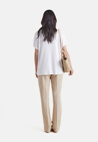 Elena Mirò - Print T-shirt - bianco - 2