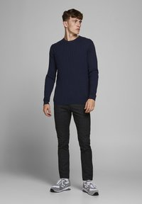 Jack & Jones PREMIUM - Jumper - maritime blue