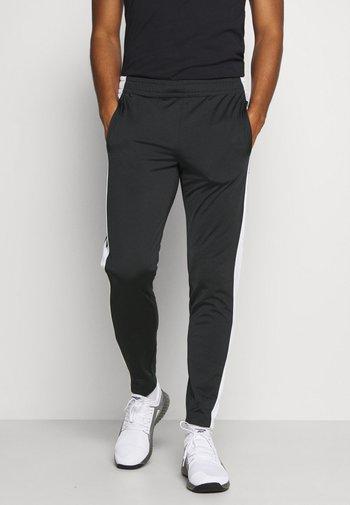 VECTOR TRACK PANT - Pantalones deportivos - black