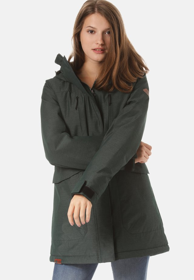 AVOCA - Winter coat - green