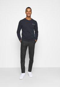 Replay - CREW NECK - Sweatshirt - blue - 1