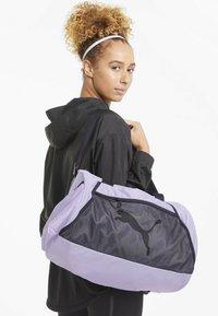 Puma - BARREL BAG - Sports bag - light lavender - 0